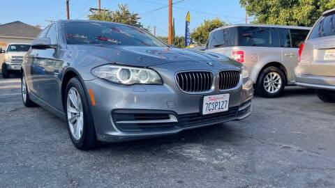2014 BMW 5 Series for sale at Tristar Motors in Bell CA