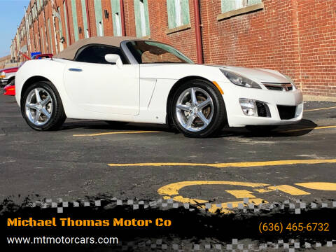2007 Saturn SKY for sale at Michael Thomas Motor Co in Saint Charles MO