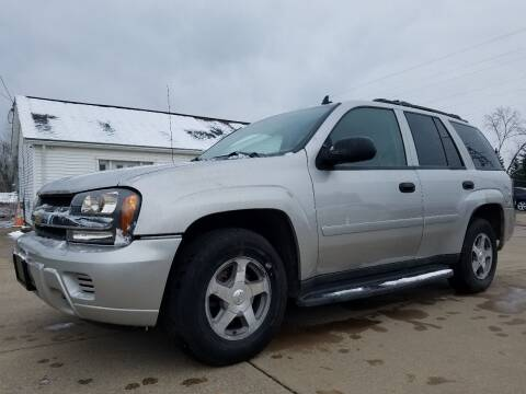 2006 Chevrolet TrailBlazer for sale at CarNation Auto Group in Alliance OH