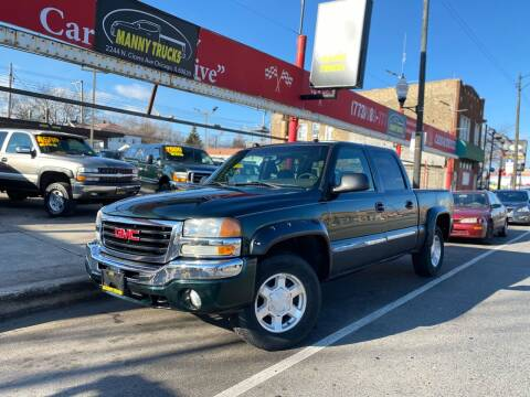 2005 GMC Sierra 1500 for sale at Manny Trucks in Chicago IL
