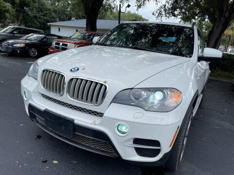 2012 BMW X5 for sale at Elite Florida Cars in Tavares FL