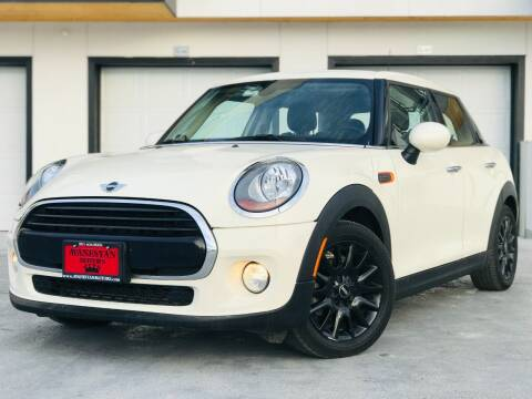 2016 MINI Hardtop 4 Door for sale at Avanesyan Motors in Orem UT