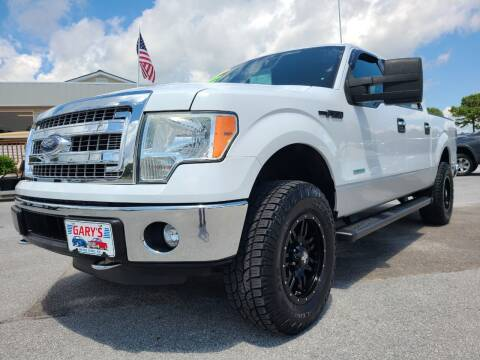 2014 Ford F-150 for sale at Gary's Auto Sales in Sneads Ferry NC
