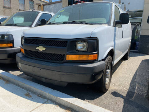 2014 Chevrolet Express Cargo for sale at Maple Street Auto Center in Marlborough MA