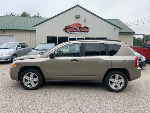 2007 Jeep Compass for sale at HP AUTO SALES in Berwick ME