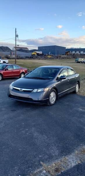 2008 Honda Civic for sale at Credit Connection Auto Sales Inc. CARLISLE in Carlisle PA