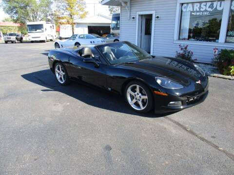 2005 Chevrolet Corvette for sale at Cars 4 U in Liberty Township OH