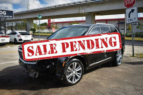 2020 Cadillac XT6 for sale at ELITE MOTOR CARS OF MIAMI in Miami FL