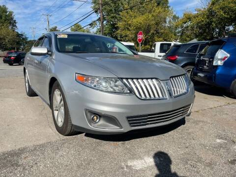 2009 Lincoln MKS for sale at King Louis Auto Sales in Louisville KY