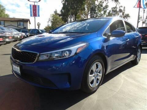 2017 Kia Forte for sale at Centre City Motors in Escondido CA