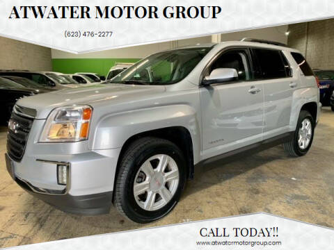 2016 GMC Terrain for sale at Atwater Motor Group in Phoenix AZ