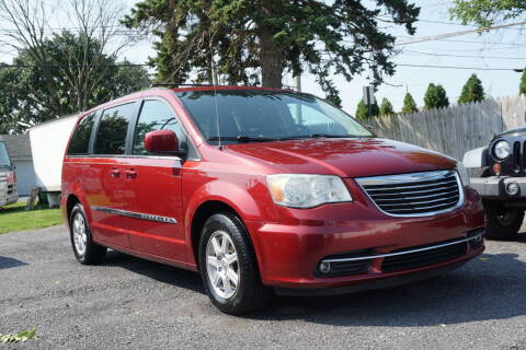 2012 Chrysler Town and Country for sale at HD Auto Sales Corp. in Reading PA
