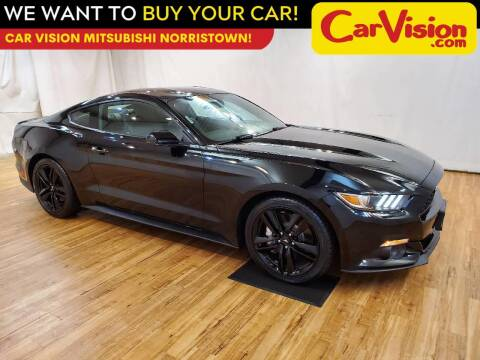 2017 Ford Mustang for sale at Car Vision Mitsubishi Norristown in Trooper PA