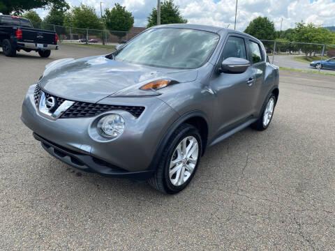 2017 Nissan JUKE for sale at Steve Johnson Auto World in West Jefferson NC