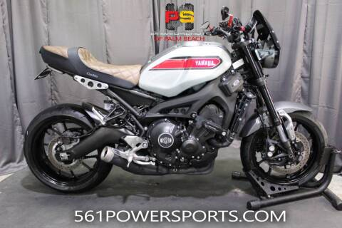 2019 Yamaha XSR900 for sale at Powersports of Palm Beach in Hollywood FL