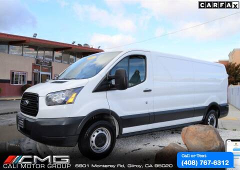 2017 Ford Transit Cargo for sale at Cali Motor Group in Gilroy CA