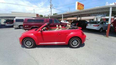 2014 Volkswagen Beetle for sale at Lewis Used Cars in Elizabethton TN
