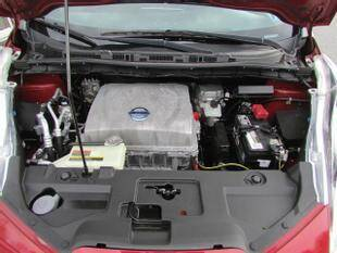 2013 Nissan LEAF for sale at Brubakers Auto Sales in Myerstown PA