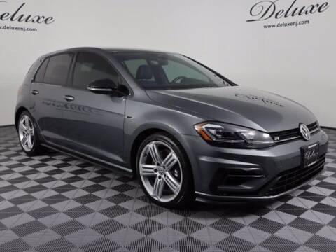 2018 Volkswagen Golf R for sale at DeluxeNJ.com in Linden NJ