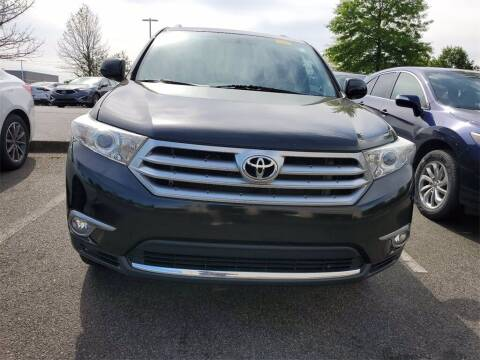 2013 Toyota Highlander for sale at Southern Auto Solutions - Acura Carland in Marietta GA