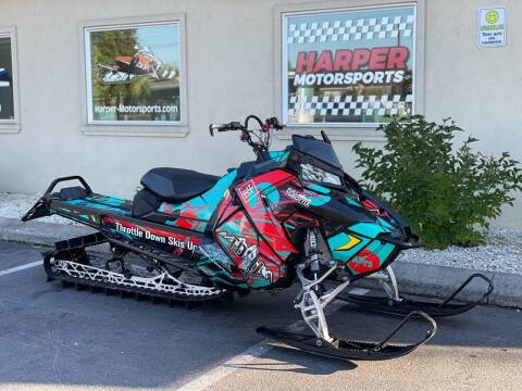 2019 Polaris RMK Axys 850 Pro 155 for sale at Harper Motorsports-Powersports in Post Falls ID