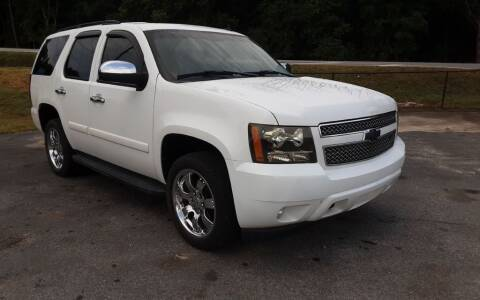 2008 Chevrolet Tahoe for sale at Mathews Used Cars, Inc. in Crawford GA