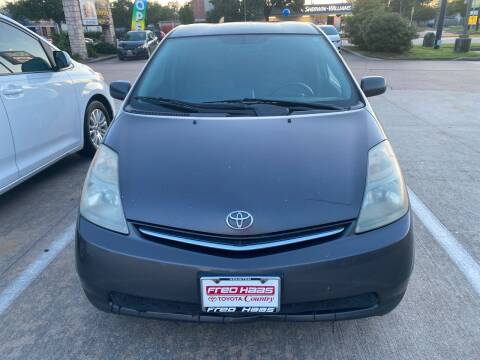 2007 Toyota Prius for sale at Houston Auto Gallery in Katy TX