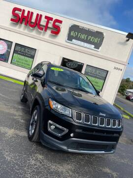 2018 Jeep Compass for sale at Shults Resale Center Olean in Olean NY