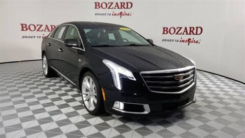 2019 Cadillac XTS for sale at BOZARD FORD in Saint Augustine FL