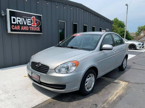 2010 Hyundai Accent for sale at Drive 1 Car & Truck in Springfield OH