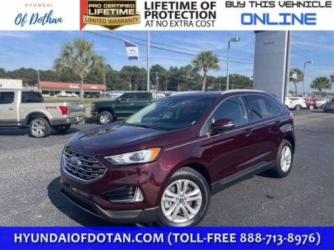 2020 Ford Edge for sale at Mike Schmitz Automotive Group in Dothan AL