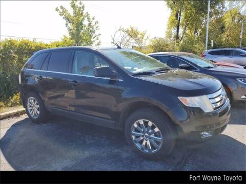 2010 Ford Edge for sale at BOB ROHRMAN FORT WAYNE TOYOTA in Fort Wayne IN