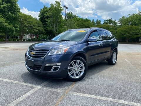 2014 Chevrolet Traverse for sale at Uniworld Auto Sales LLC. in Greensboro NC