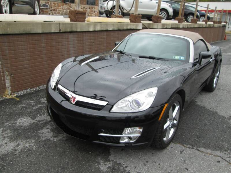 2008 Saturn SKY for sale at WORKMAN AUTO INC in Pleasant Gap PA