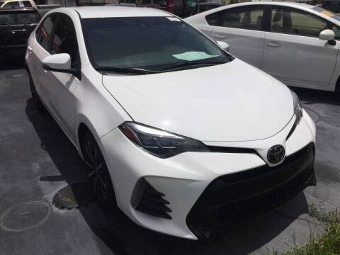2019 Toyota Corolla for sale at Regal Cars of Florida-Clearwater Hybrids in Clearwater FL