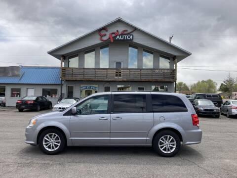 2013 Dodge Grand Caravan for sale at Epic Auto in Idaho Falls ID