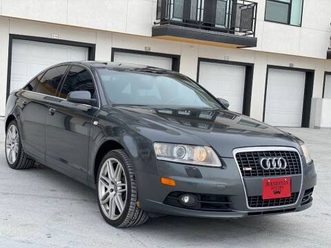 2008 Audi A6 for sale at Avanesyan Motors in Orem UT