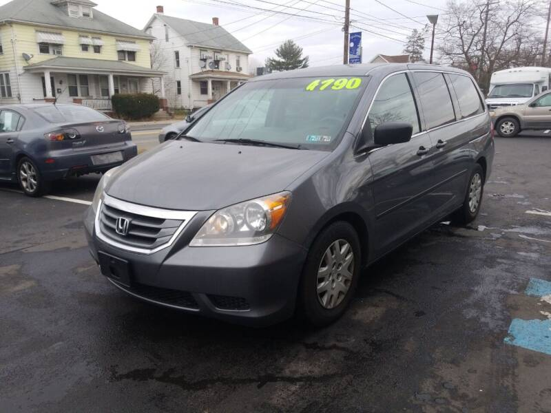 2010 Honda Odyssey for sale at Roy's Auto Sales in Harrisburg PA