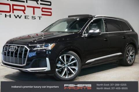 2020 Audi SQ7 for sale at Fishers Imports in Fishers IN