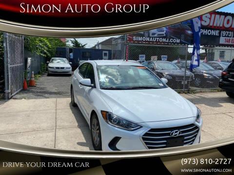 2018 Hyundai Elantra for sale at Simon Auto Group in Newark NJ