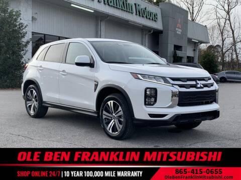 2021 Mitsubishi Outlander Sport for sale at Ole Ben Franklin Mitsbishi in Oak Ridge TN