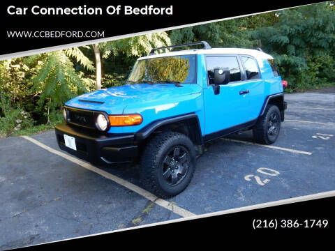 2007 Toyota FJ Cruiser for sale at Car Connection of Bedford in Bedford OH