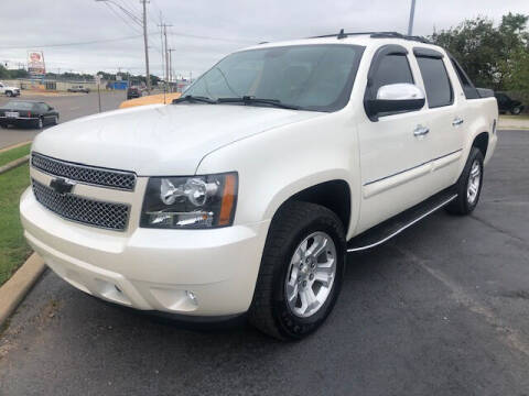 2008 Chevrolet Avalanche for sale at Kasterke Auto Mart Inc in Shawnee OK