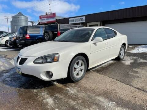 2007 Pontiac Grand Prix for sale at WINDOM AUTO OUTLET LLC in Windom MN
