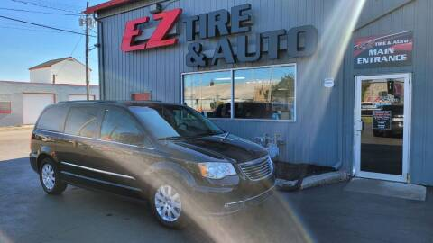 2014 Chrysler Town and Country for sale at EZ Tire & Auto in North Tonawanda NY
