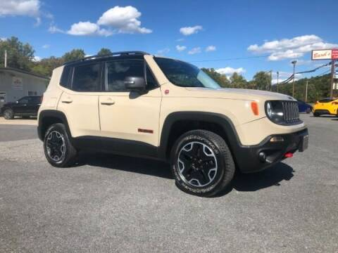 2015 Jeep Renegade for sale at BARD'S AUTO SALES in Needmore PA