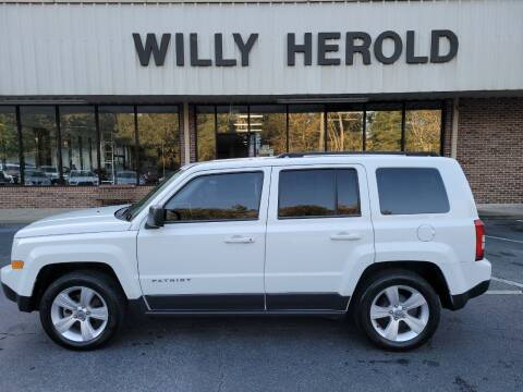 2014 Jeep Patriot for sale at Willy Herold Automotive in Columbus GA