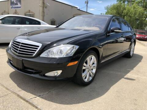 2009 Mercedes-Benz S-Class for sale at T & G / Auto4wholesale in Parma OH