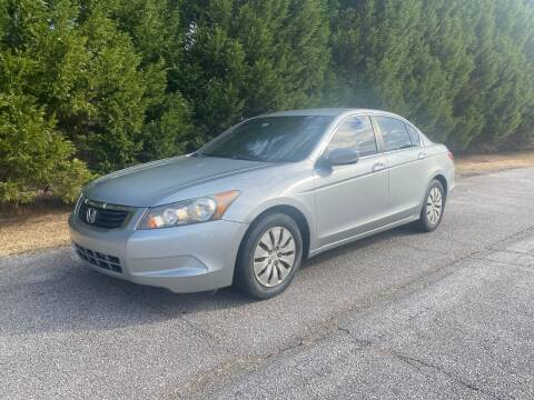 2009 Honda Accord for sale at Front Porch Motors Inc. in Conyers GA