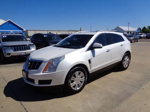 2012 Cadillac SRX for sale at America Auto Inc in South Sioux City NE